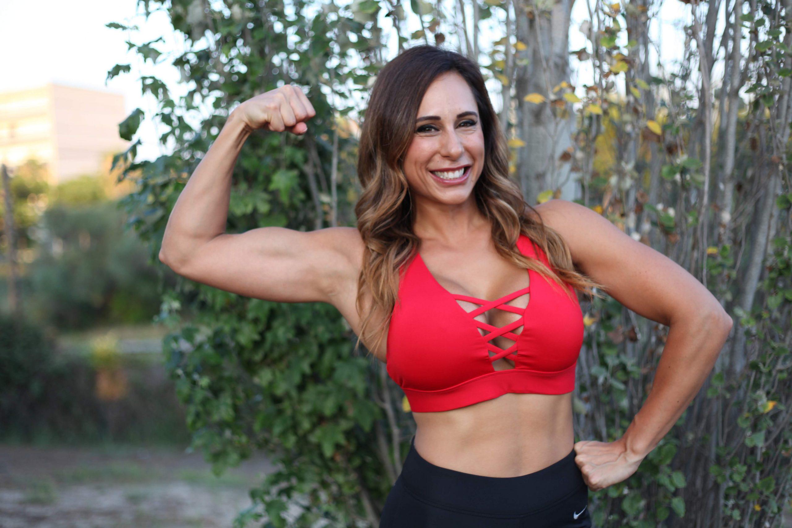 Raquel Lagunas CEO y Fitness Coach