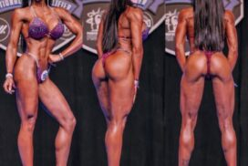 Imagen de clases de posing IFBB Bikini fitness y wellnes